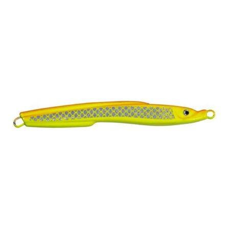 Pilker Sea Fox Longer 100g, Yellow Sea Fox 43-LO-100-Y