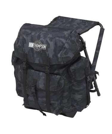 Ron Thompson Camo Backpack Chair (34x30x46cm) (62110)