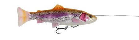 Savage Gear 4D Line Thru Pulsetail Trout 16cm 51g SS Albino Trout (61976)