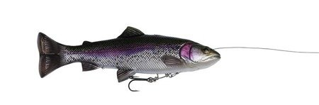Savage Gear 4D Line Thru Pulsetail Trout 20cm 102g SS Rainbow Trout (61979)