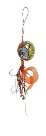 Savage Gear Cuttle Eye 135g Orange Glow gold (69735)