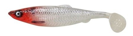 Savage Gear LB 4D Herring Shad 25cm 98g 10pcs Red Head (Bulk) (63650)